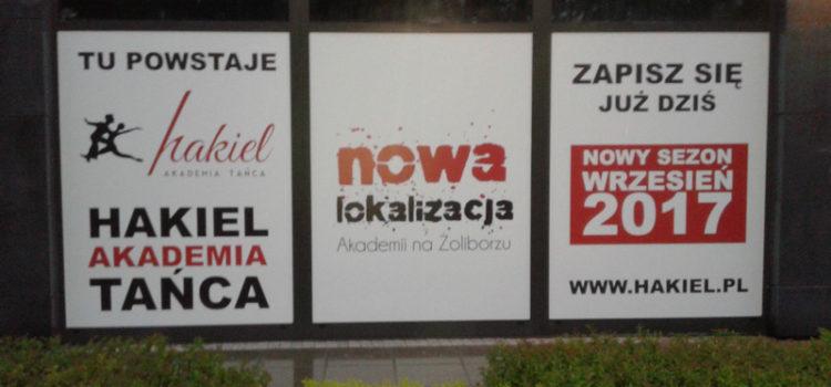 Oklejanie okien folią, oklejanie witryn – Warszawa